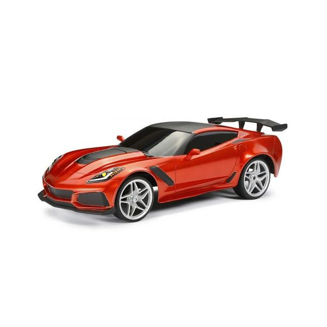 New Bright - 1 8 Rc Charger Corvette