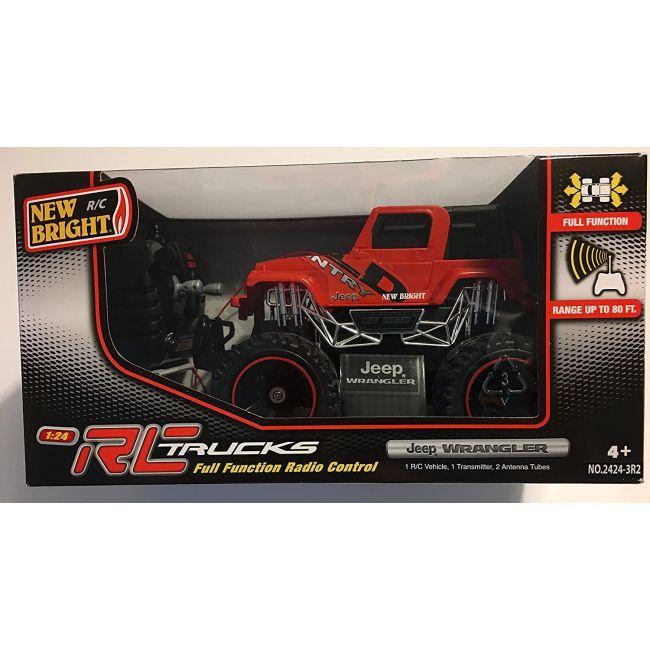 New Bright - Jeep Wrangler
