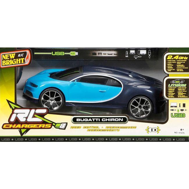 New Bright - Rc 1 12 Charger Bugatti Chiron