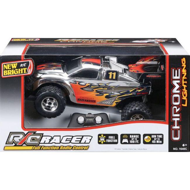 New Bright - Rc 1 24 Chrome Lightning