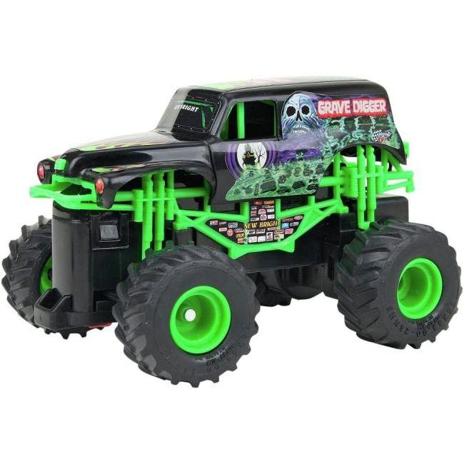 New Bright - Rc 1 43 Monster Jam 360 Flip