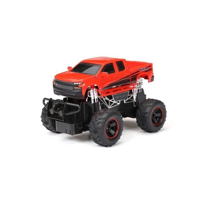 New Bright - Toy 1 24 R C Full Function Chevy Silverado Ram Mopar Jeep Ford Raptor