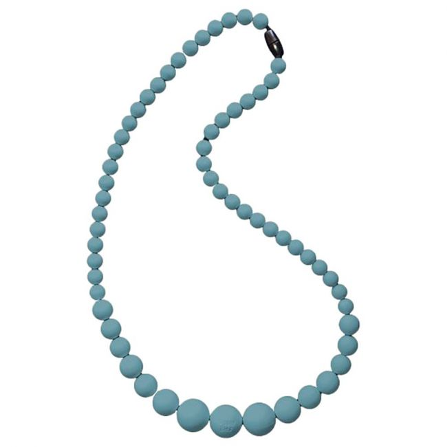 Nibbly Bits - BB Necklace Dusty Blue