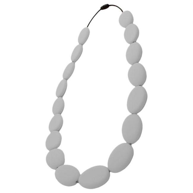 Nibbly Bits - Flat Bead Necklace Milton Moon