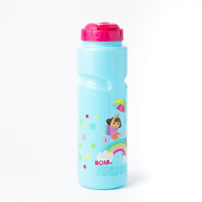 Nickelodeon - Dora The Explorer Printed Water Bottle - 800 Ml