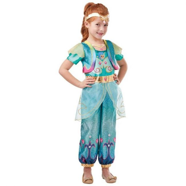 Nickelodeon - Official Shimmer And Shine Deluxe Shine Costume
