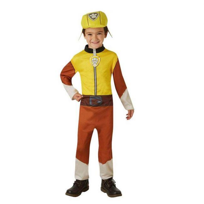 Nickelodeon - Paw Patrol Rubble Costume