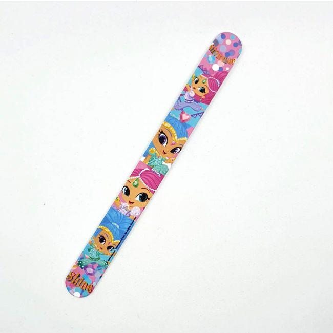 Nickelodeon - Shimmer And Shine Printed Kids Silicone Slap Band / Bracelet