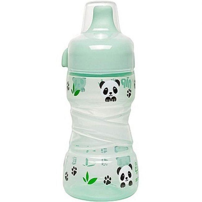 Nip Leak-Proof Drinking Hard Spout Panda - 260ml