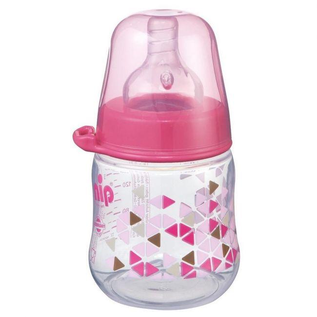 Nip Pink Triangles Bottle 150ml