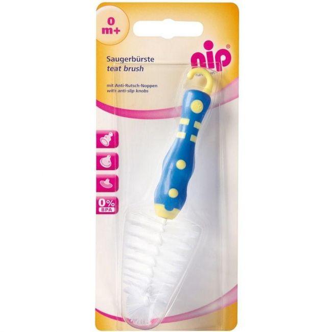 Nip Teat Brush