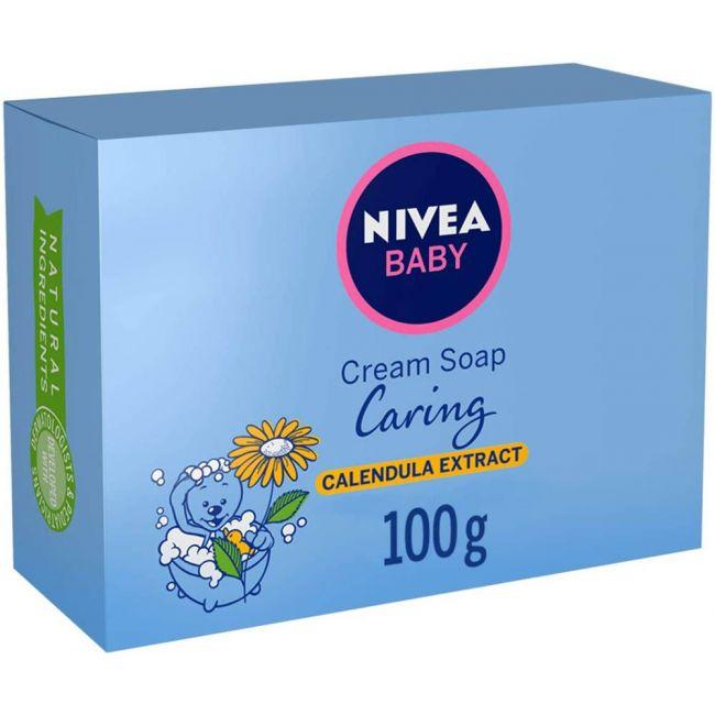 Nivea - Baby Cream Soap Caring - 100g