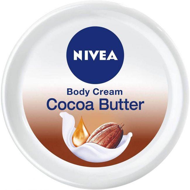 Nivea - Body Cream Cocoa Butter 200Ml