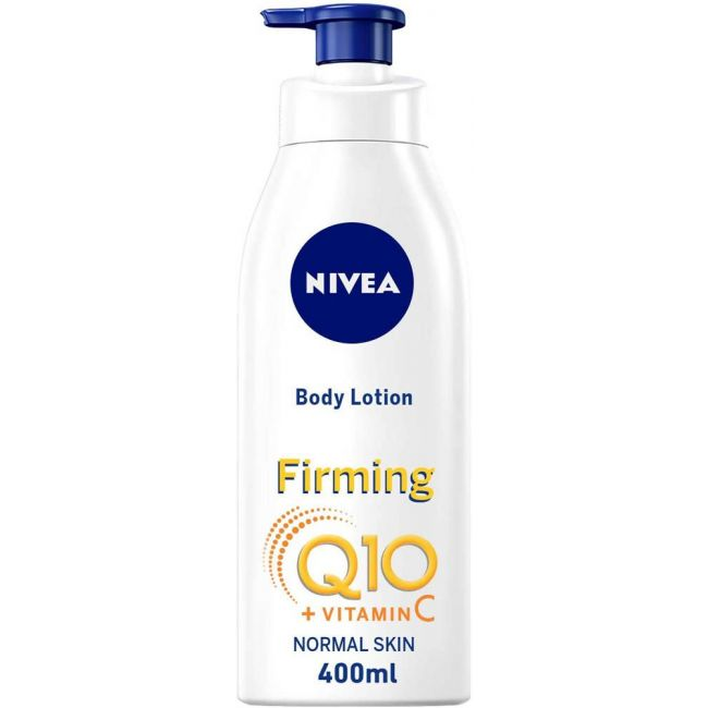 Nivea - Body Lotion Firming Q10+ For Normal Skin 400Ml