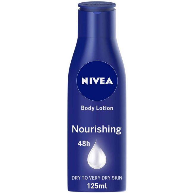 Nivea - Body Lotion Nourishing For Extra Dry Skin 125Ml