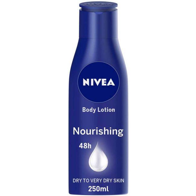 Nivea - Body Lotion Nourishing For Extra Dry Skin 250Ml