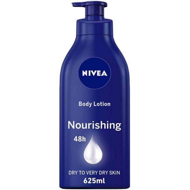 Nivea - Body Lotion Nourishing For Extra Dry Skin 625Ml