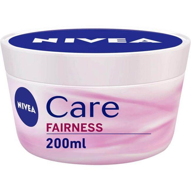 Nivea - Care Fairness Creme 200Ml