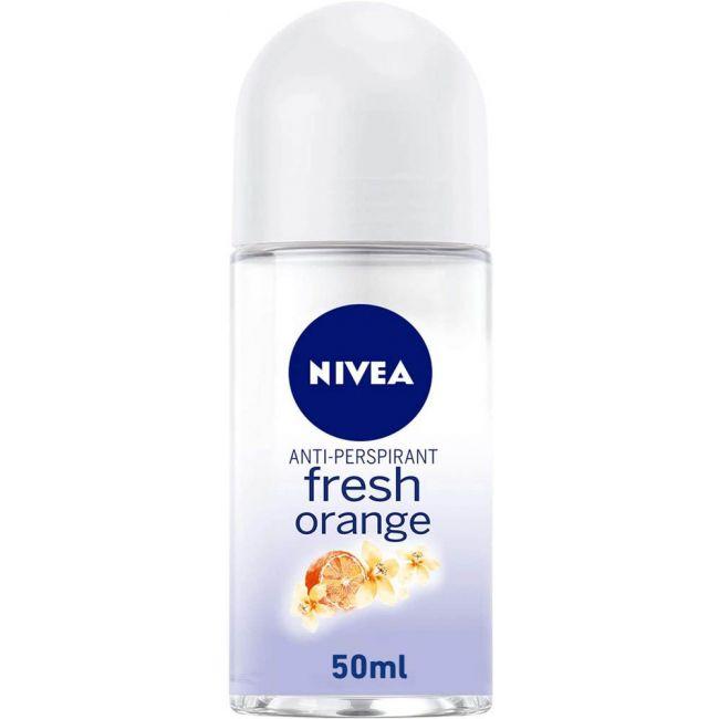 Nivea - Deo Roll-On Fresh Orange - 50ml