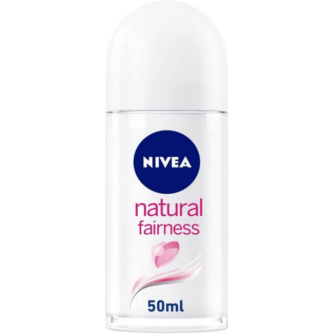 Nivea - Deo Roll-On Natural Fairness - 50ml