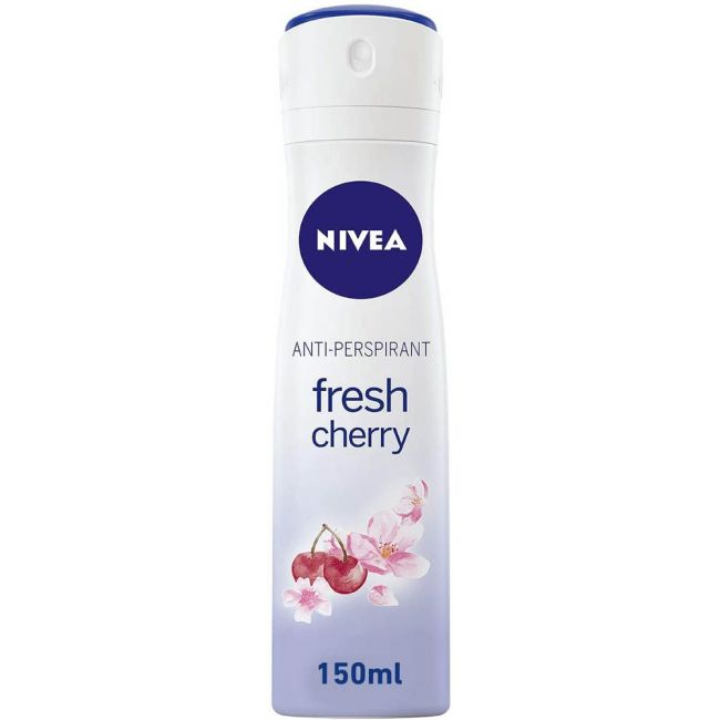 Nivea - Deo Spray Fresh Cherry - 150ml