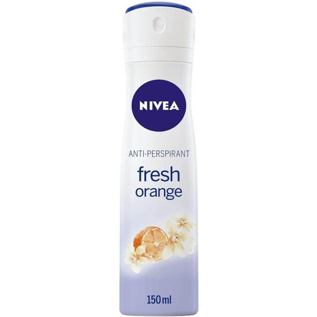 Nivea - Deo Spray Fresh Orange - 150ml