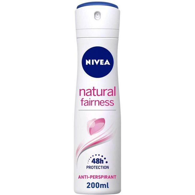 Nivea - Deo Spray Natural Fairness - 200ml