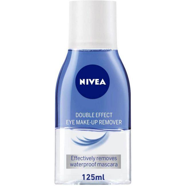 Nivea - Face Double Effect Eye Make-Up Remover - 125ml
