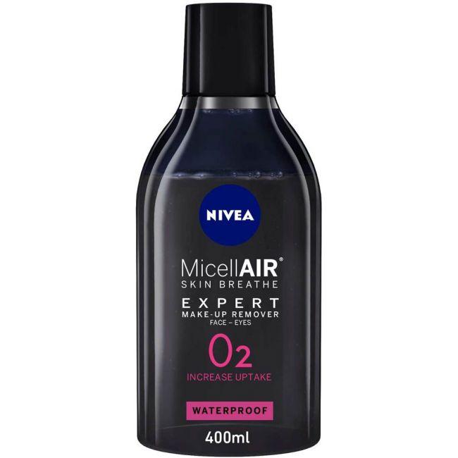 Nivea - Face Micellar Expert Waterproof Make-Up Remover - 400ml