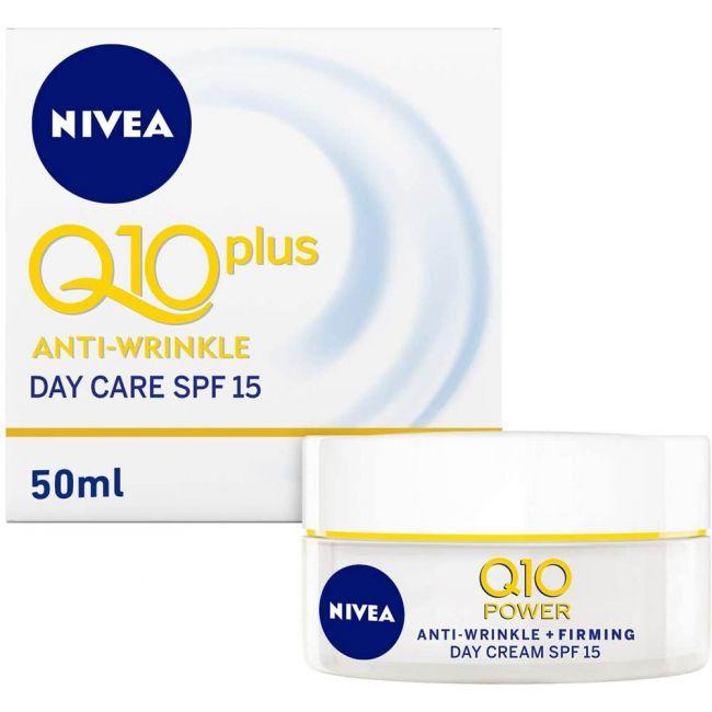 Nivea - Face Q10 Plus Anti-Wrinkle Day Care 50Ml