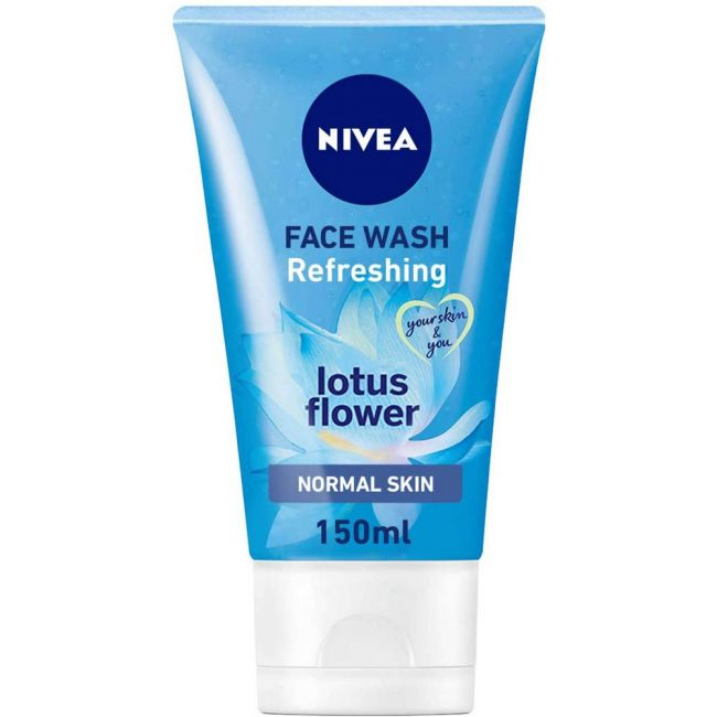 Nivea - Face Refreshing Face Wash 150Ml