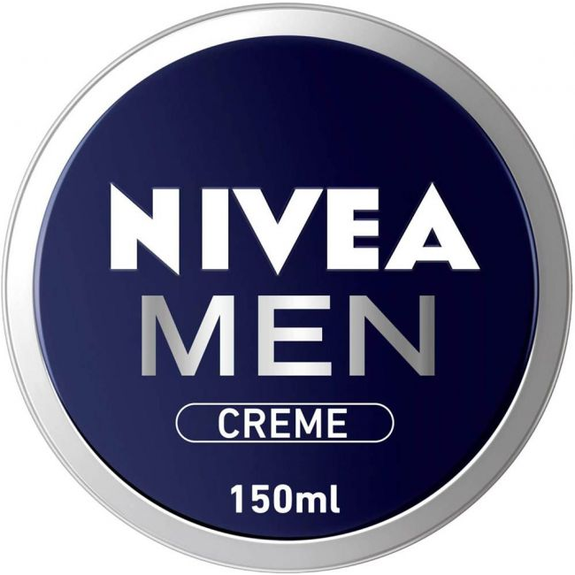 Nivea - Men Creme Tin 150Ml