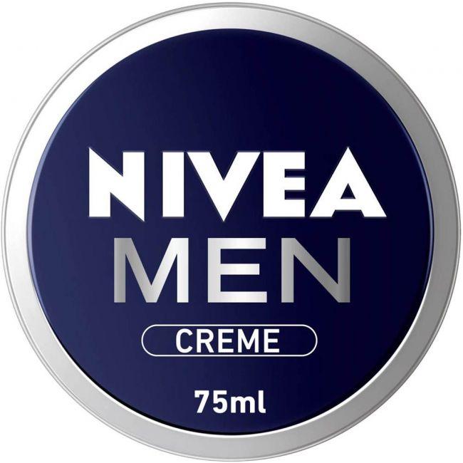 Nivea - Men Creme Tin 75Ml