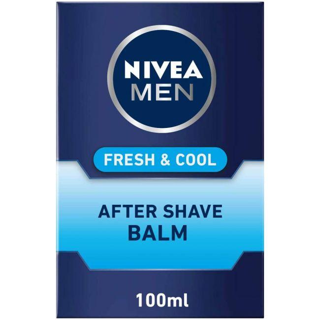 Nivea - Men Fresh & Cool After Shave Balm 100Ml