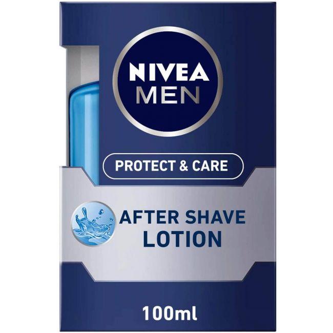 Nivea - Men Protect & Care After Shave Fluid 100Ml