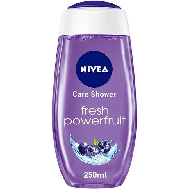 Nivea - Shower Gel Powerfruit 250Ml