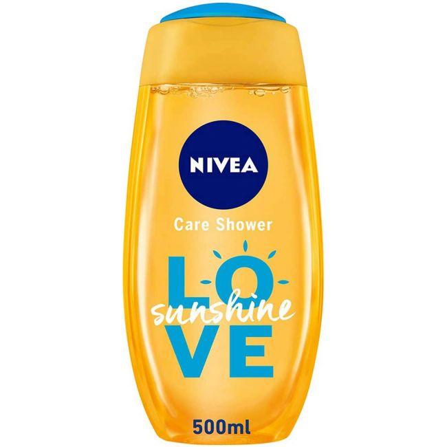 Nivea - Shower Gel Sunshine Love 500Ml