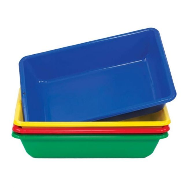 Edx Education - Desktop Water Tray - 4 Color Set