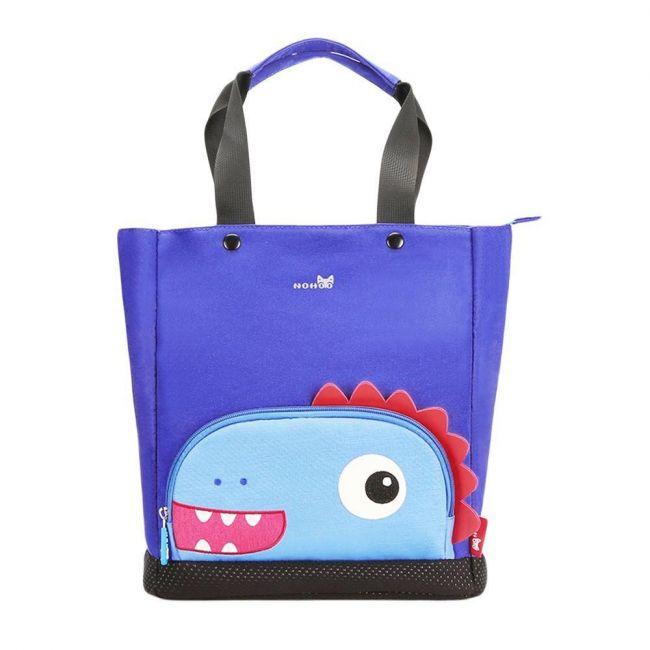 Nohoo Jungle Tote Bag - Bake Dinosaur - School