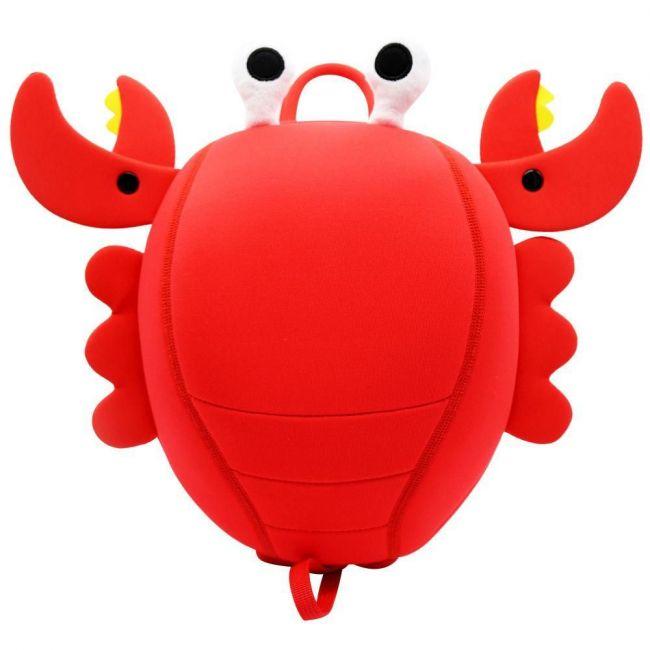 Nohoo Ocean Red School Backpack - Lobster