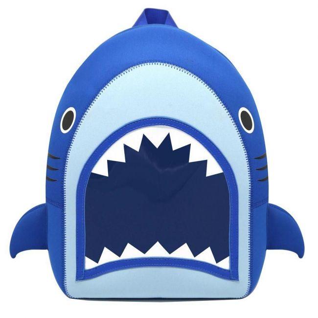 Nohoo Ocean Blue School Backpack - Star Shark