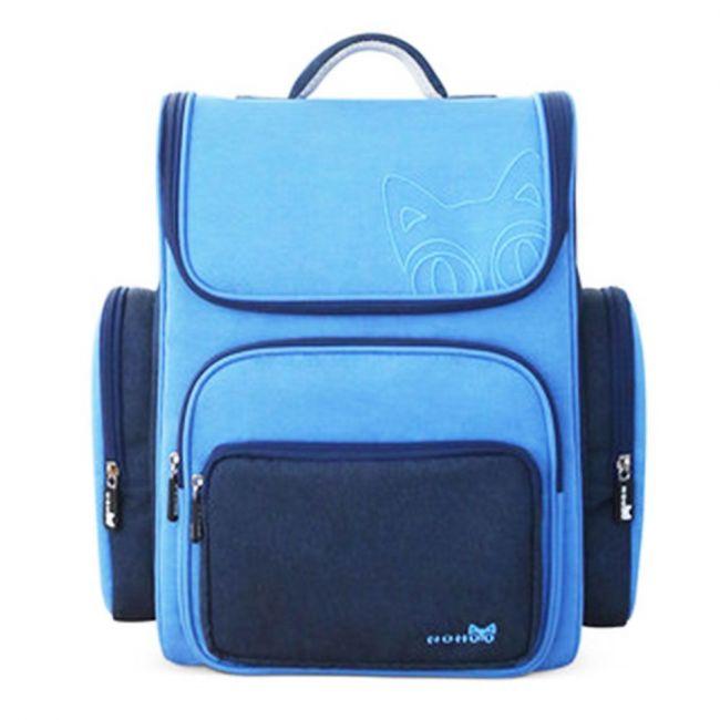 Nohoo Blue School Bag - Gaurdian