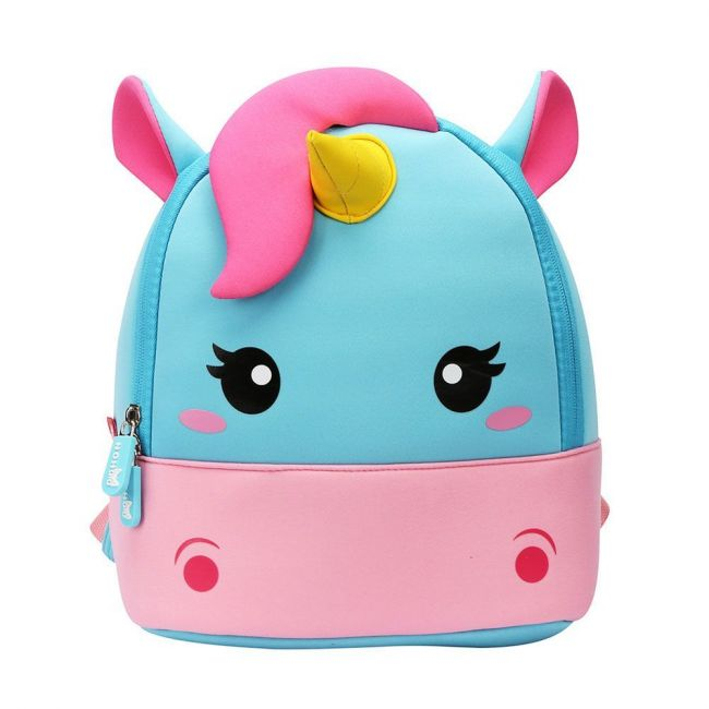 Nohoo Wow School Backpack - Unicorn