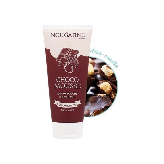 Nougatine Paris Choco Mousse Shower Milk 200ml