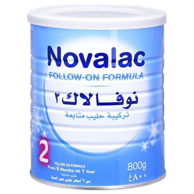 Novalac Follow-On Formula N2, 800gm