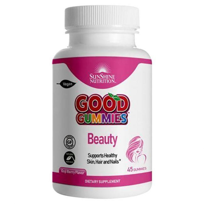 Sunshine Nutrition - Good Gummies Beauty Gummies 45's