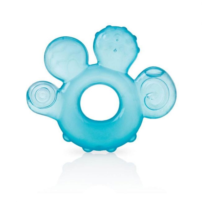 Nuby - Coolbite Round Teether With Distilled Water