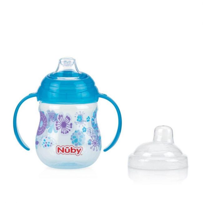 Nuby - Designer Series No Spill Cup With Handles 270 Ml