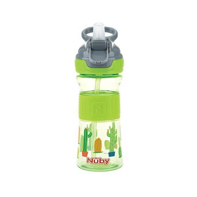 Nuby - Flip It Soft Spout Cup Made From Tritan 360 Ml