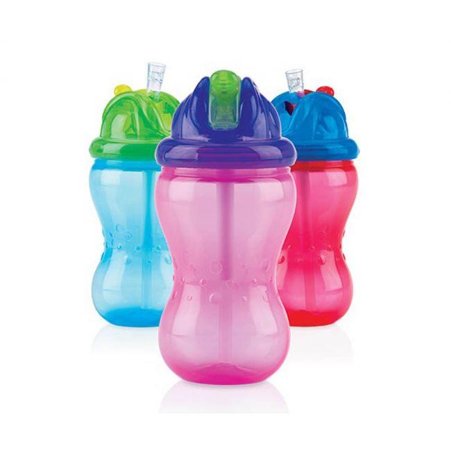 Nuby - No Spill Flip It Cup 360 Ml